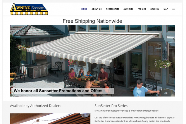 Awning Solutions
